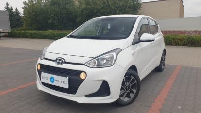 2017 Hyundai i 10 - front-left exterior