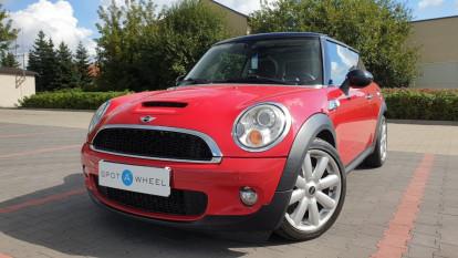 2010 Mini Cooper S - front-left