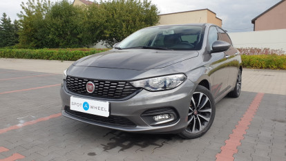 2016 Fiat Tipo - front-left