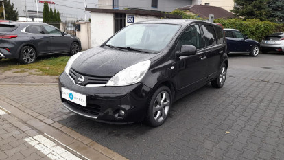 2011 Nissan Note - front-left exterior