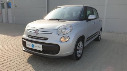 2015 Fiat 500L - front-left
