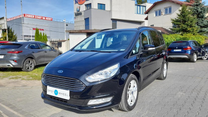 2017 Ford Galaxy - front-left exterior