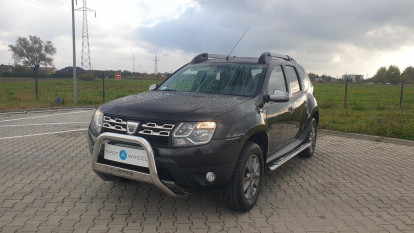 2017 Dacia Duster - front-left exterior