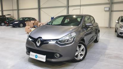 2014 Renault Clio - front-left