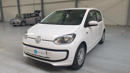 2014 Volkswagen Up - front-left exterior