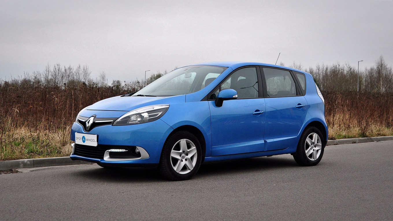 Renault Scenic 1.5 dCi of 2016