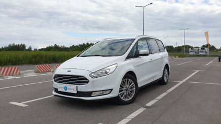 2016 Ford Galaxy - front-left exterior