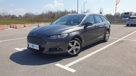 2015 Ford Mondeo - front-left exterior