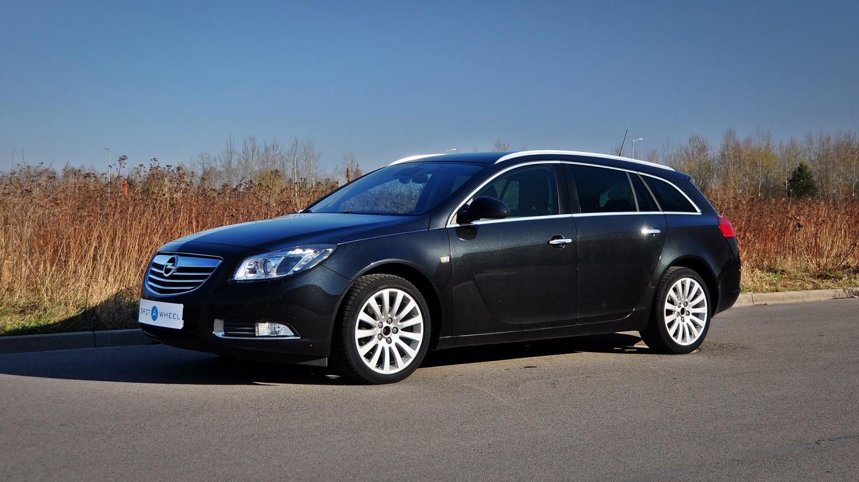 Opel Insignia 2.0 CDTI of 2011
