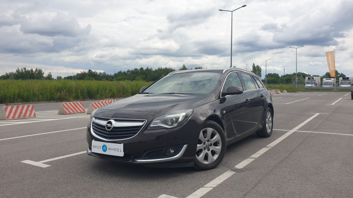 2016 Opel Insignia - front-left exterior