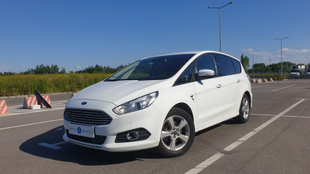 2017 Ford S-Max - front-left exterior