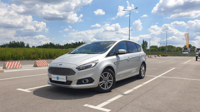 2016 Ford S-Max - front-left exterior