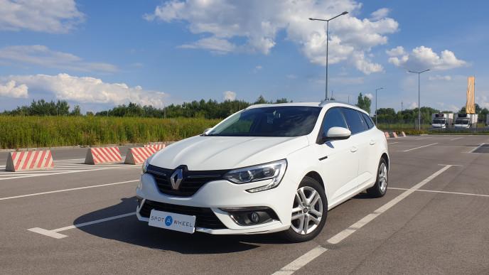 2017 Renault Megane - front-left exterior