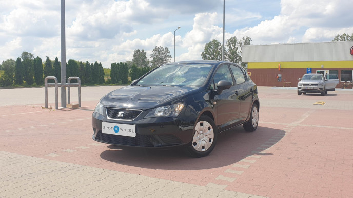 2017 Seat Ibiza - front-left exterior