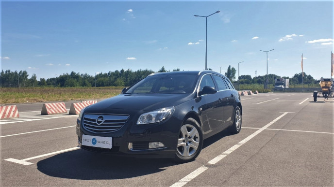 2013 Opel Insignia - front-left exterior