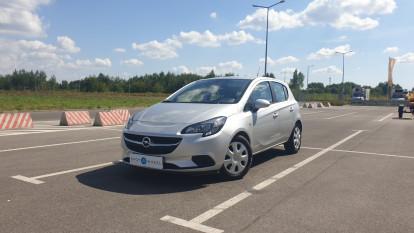 2015 Opel Corsa - front-left