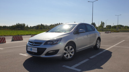 2015 Opel Astra - front-left exterior