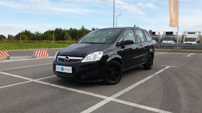 2009 Opel Zafira - front-left exterior