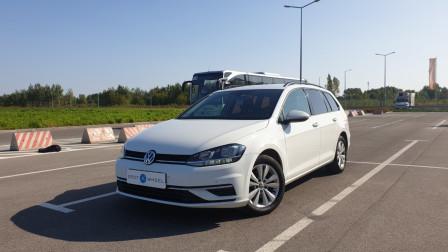 2018 Volkswagen Golf - front-left exterior