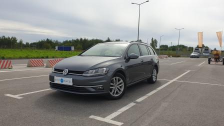 2017 Volkswagen Golf - front-left exterior