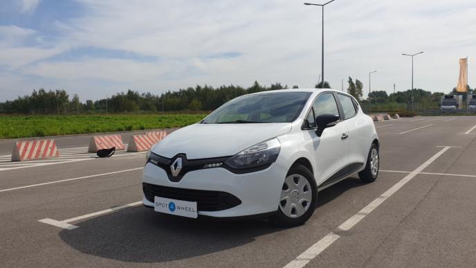 2016 Renault Clio - front-left exterior