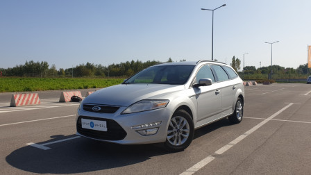 2013 Ford Mondeo - front-left exterior