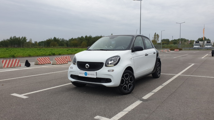 2018 Smart ForFour - front-left exterior